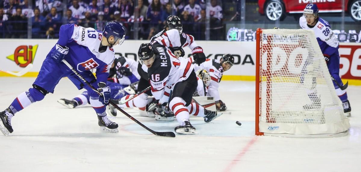 Обоюдное удаление в хоккее