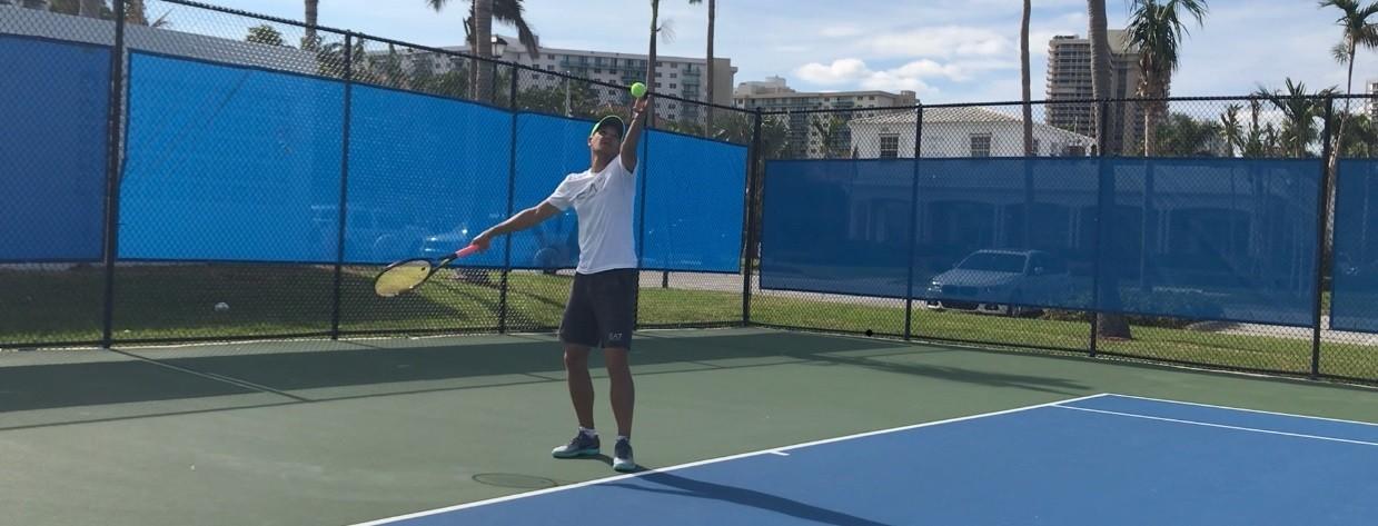 Самый длинный сет в теннисе