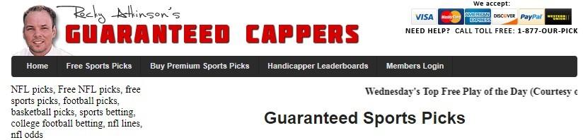 Обзор на капперский проект guaranteedcappers