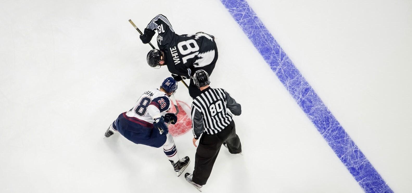 Сколько длится перерыв в хоккее