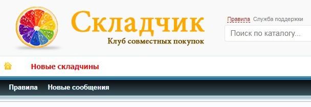 Обзор на проект skladchik.biz