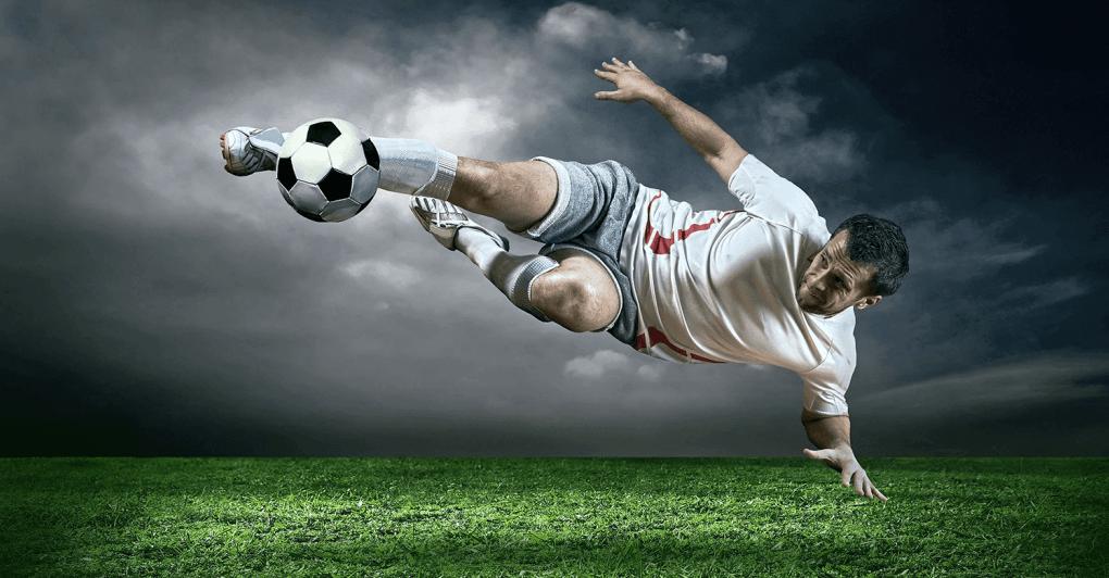 Угловой удар в футболе