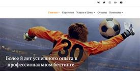 Отзывы о каппере Виталий Зимин.Каппер Зимин предлагает услуги на собственном сайте, называющийся Спортивно-Аналитическим Центром Виталия Зимина, ведет группу Вконтакте.